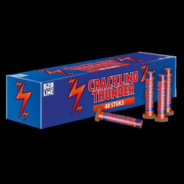 B2B Crackling Thunder - back2basic