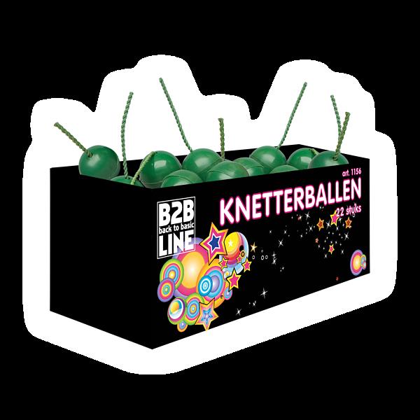 B2B Knetterballen -