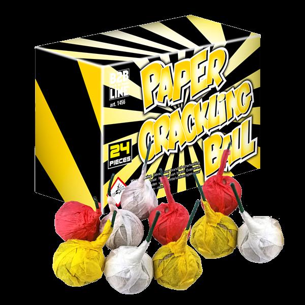 B2B Crackling Ball - knetteren