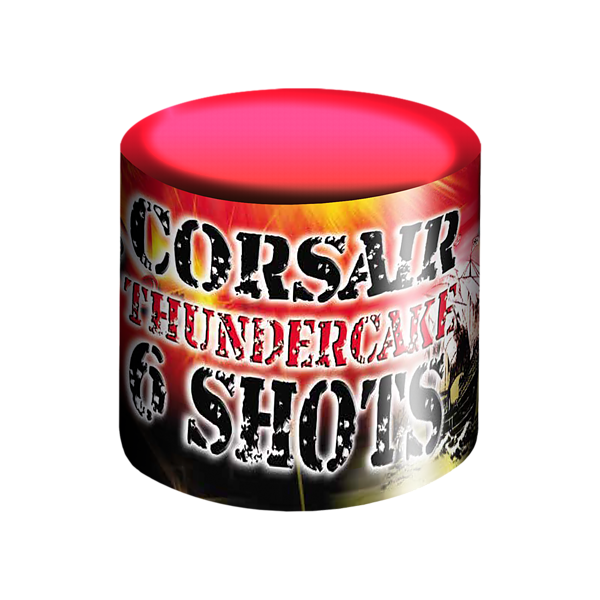 Corsair Thunder Cake - weco-feuerwerk