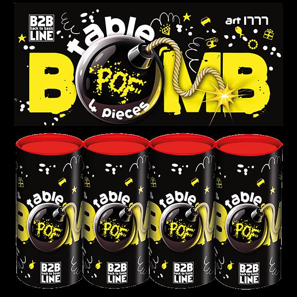 B2B Table Bomb - back2basic