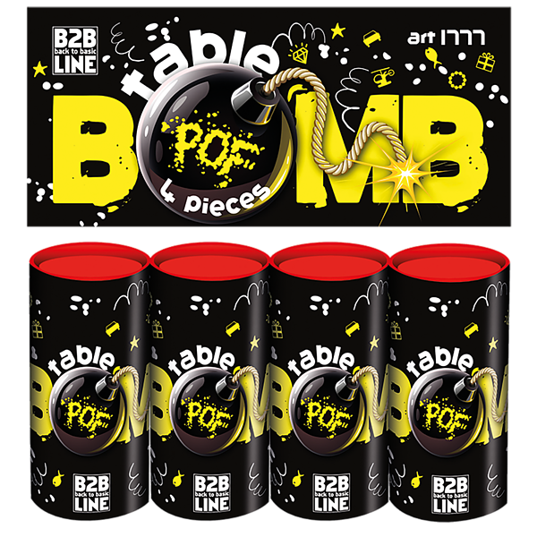 B2B Table Bomb -