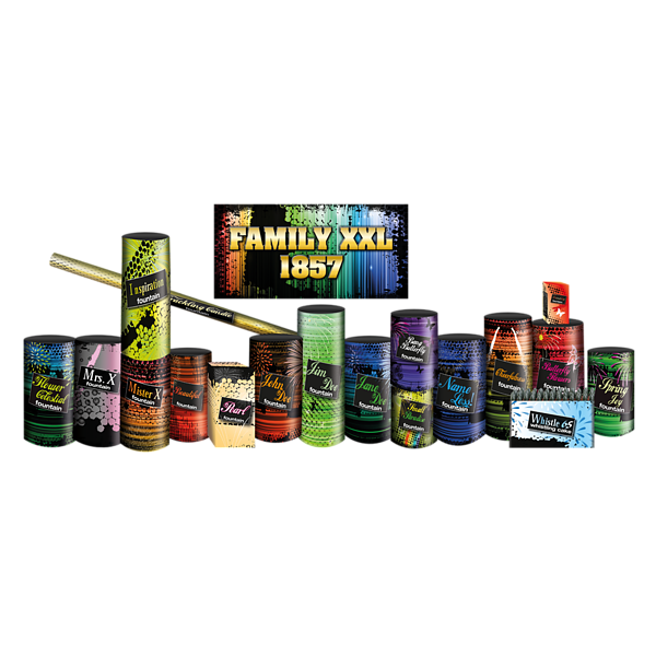 Family XXL -