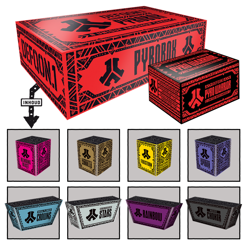 DEFQON.1 Pyrobox -