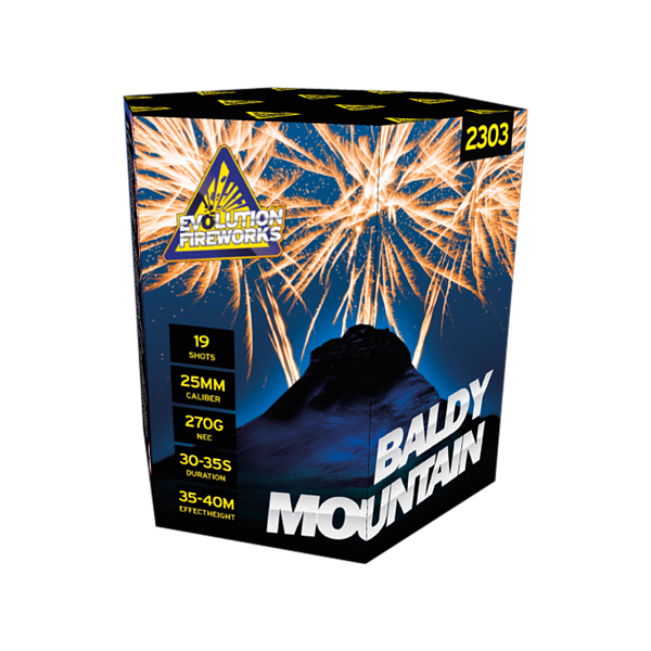 Baldy Mountain -