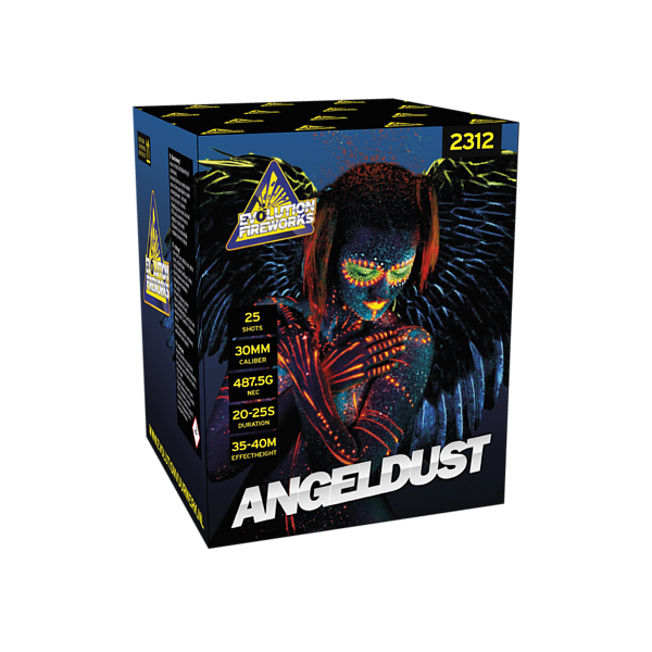 Angel Dust - evolution-fireworks