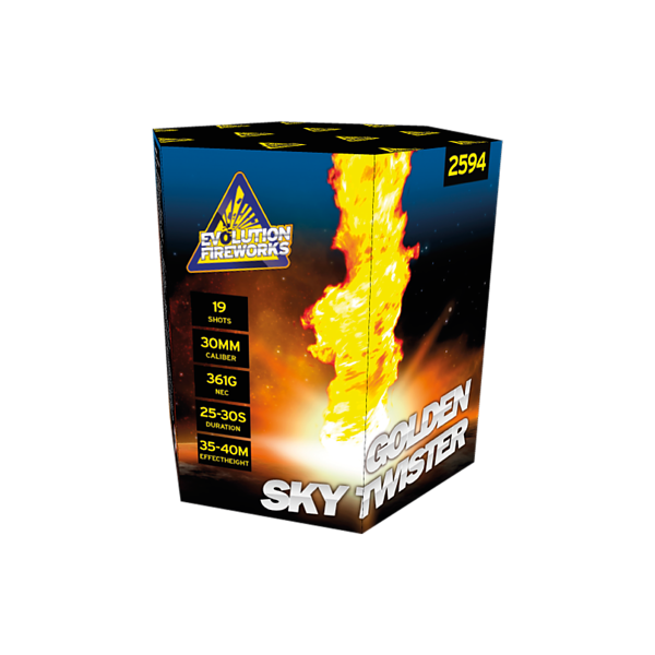 Golden Sky Twister -