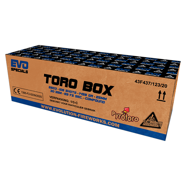 Toro Box - evolution-fireworks