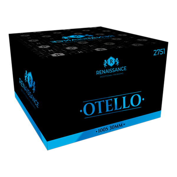 Otello - evolution-fireworks