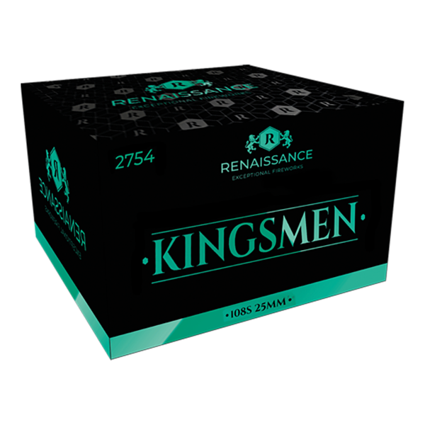 Kingsmen - evolution-fireworks