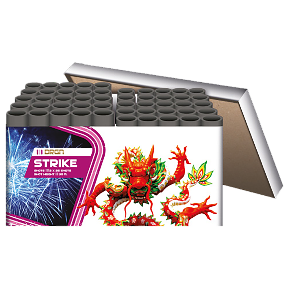 DRGN Strike - drgn-fireworks