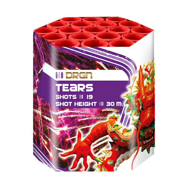 DRGN Tears - drgn-fireworks