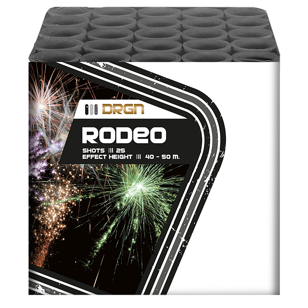DRGN Rodeo - drgn-fireworks