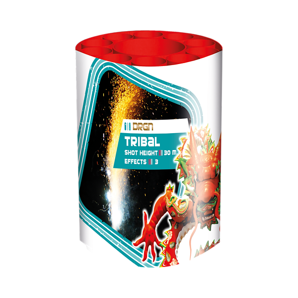DRGN Tribal - drgn-fireworks