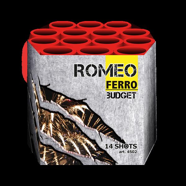 FERRO Romeo - siervuurwerk