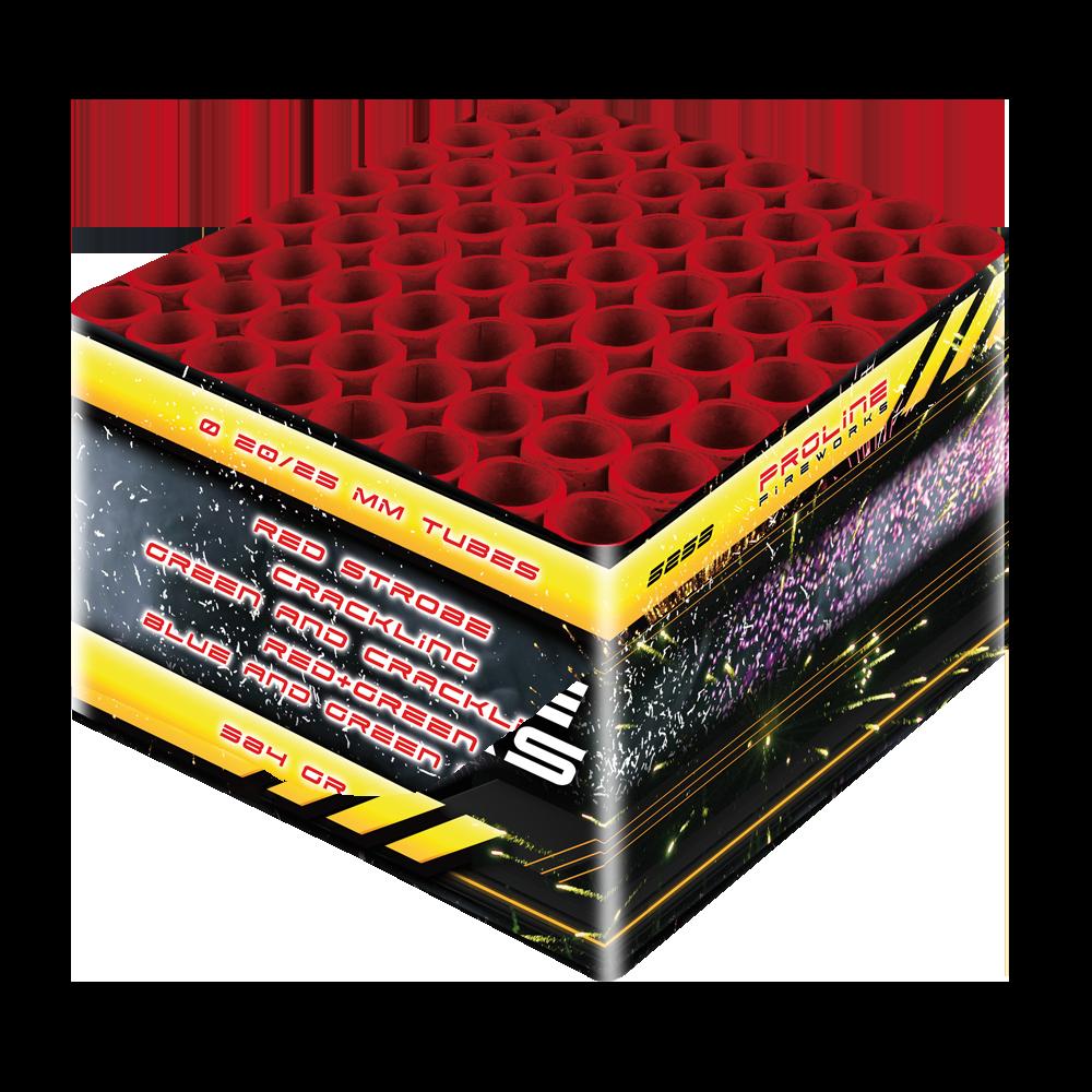 Intense Colours - proline-fireworks