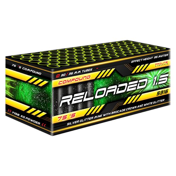 Reloaded 1.5 - proline-fireworks
