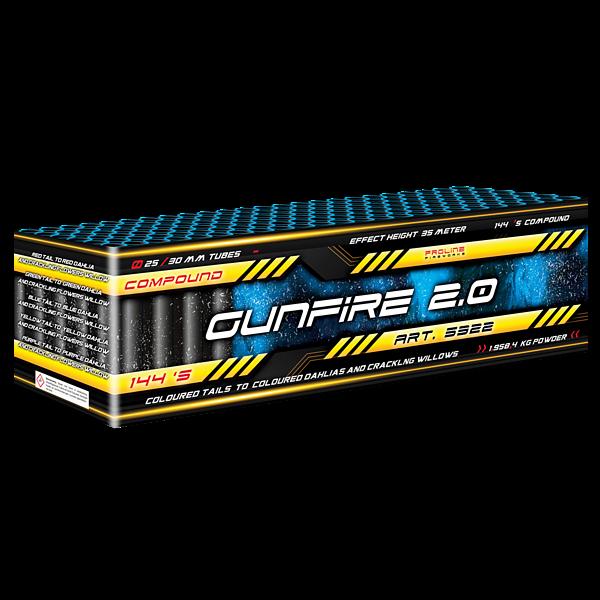 Gunfire 2.0 - proline-fireworks