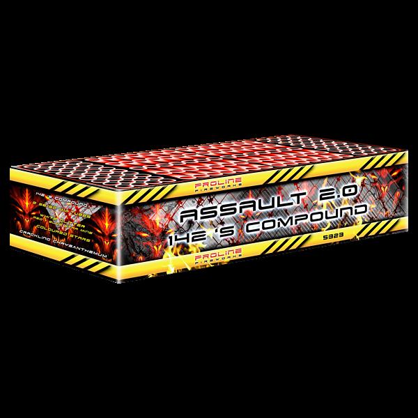 Assault 2.0 - proline-fireworks