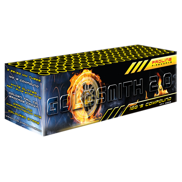 Goldsmith 2.0 - proline-fireworks