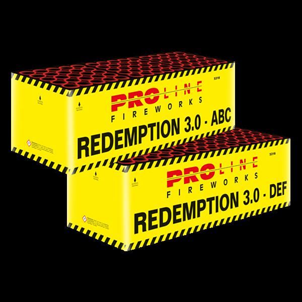 Redemption 3.0 - proline-fireworks