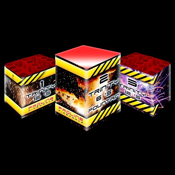 Trinity - proline-fireworks