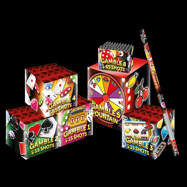 Gamble - weco-feuerwerk