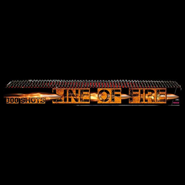 Line of Fire - weco-feuerwerk