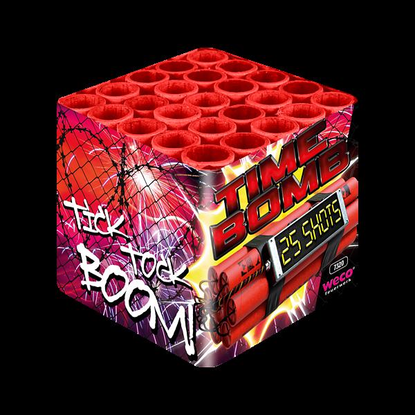 Timebomb - weco-feuerwerk