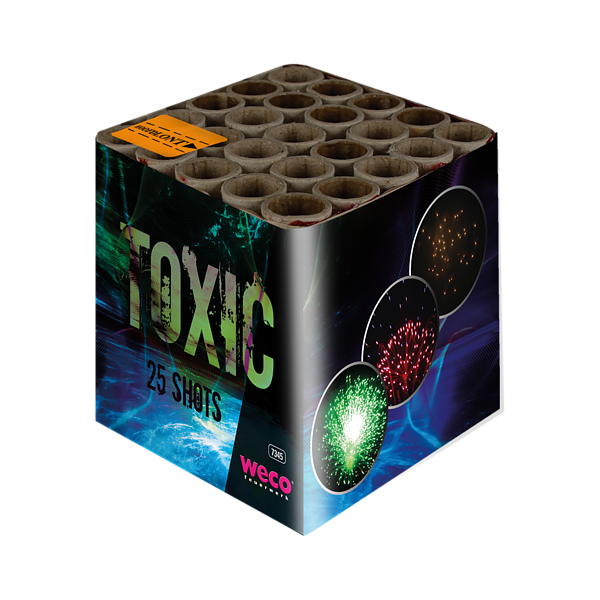 Toxic - weco-feuerwerk