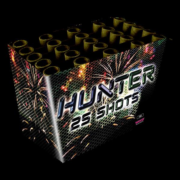 Hunter - weco-feuerwerk