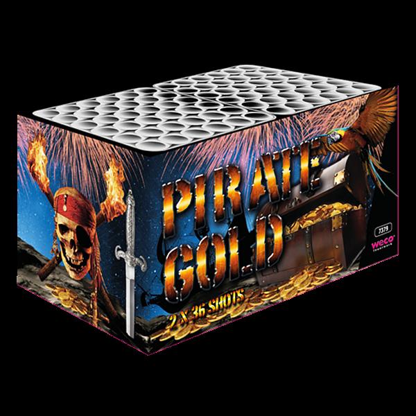 Pirate Gold - weco-feuerwerk