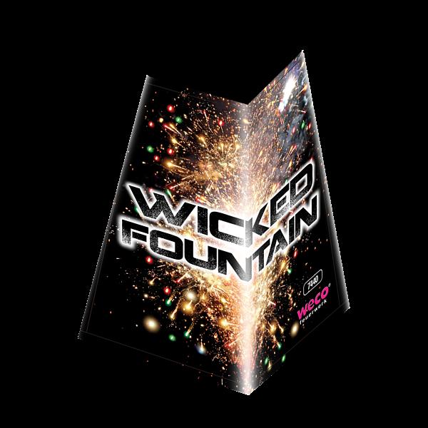 Wicked Fontein - weco-feuerwerk