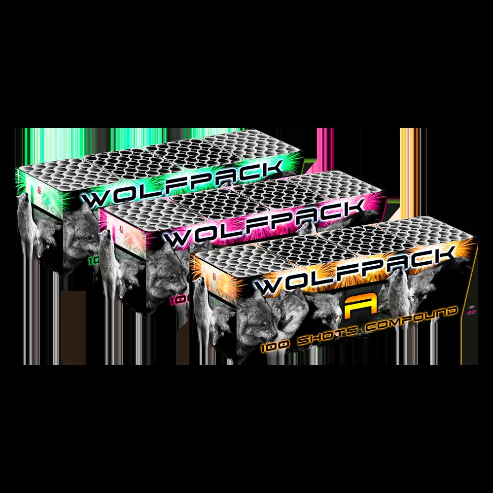 Wolfpack - weco-feuerwerk
