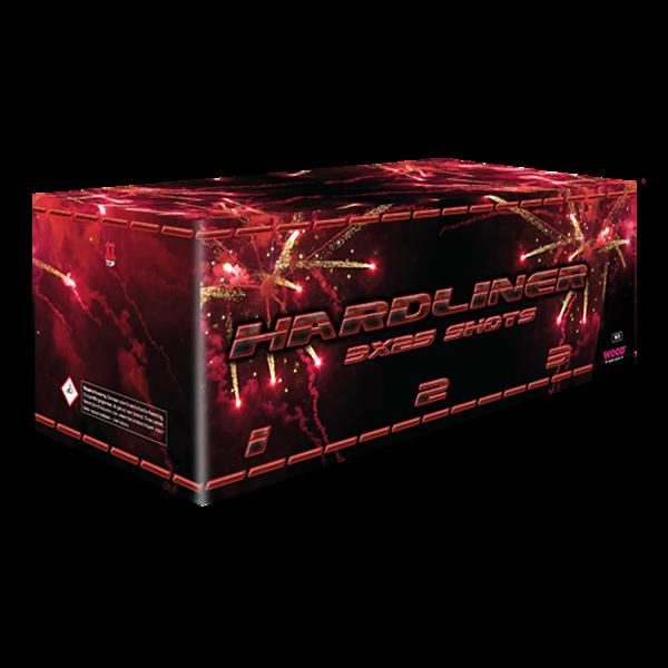 Hardliner - weco-feuerwerk
