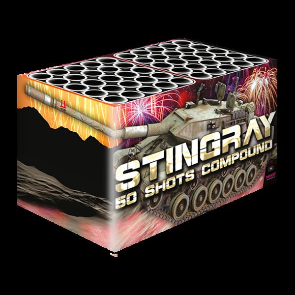 Stingray - weco-feuerwerk