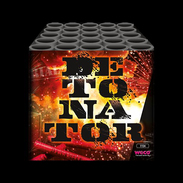 Detonator - weco-feuerwerk