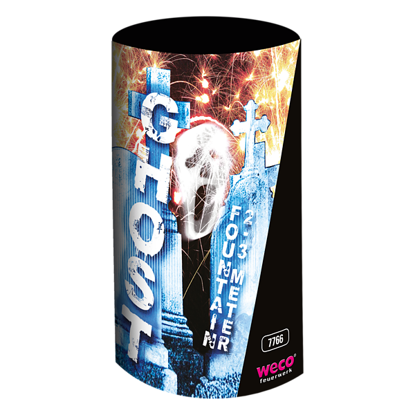Ghost Fontein - weco-feuerwerk