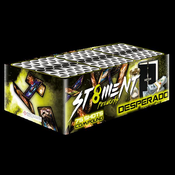 Desperado - st8ment-fireworks